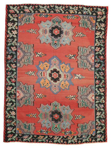 Kilim semi antique carpet XCGS216