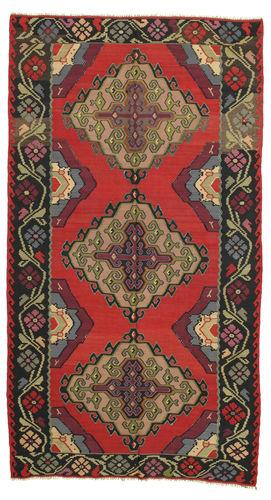 Kilim semi antique carpet XCGS223