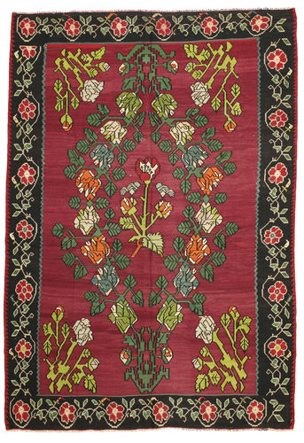 Kilim semi antique carpet XCGS205