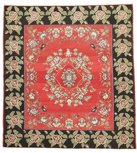 Kilim semi antique carpet XCGS212