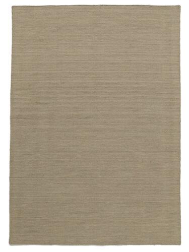 Kilim loom - Light Grey / Beige rug CVD9080