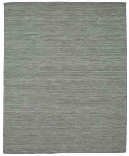 Kelim loom - Tummanharmaa-matto CVD9132