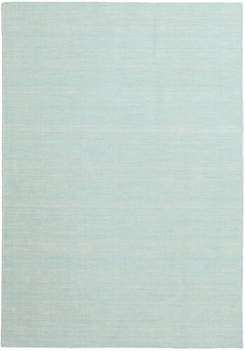 Kilim loom - Mint Green carpet CVD8687