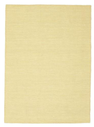 Kilim loom - Yellow carpet CVD8849