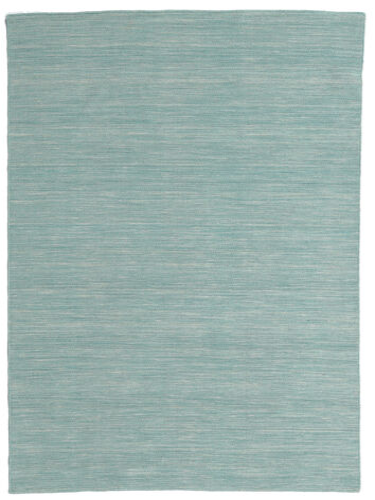 Tappeto Kilim loom - Mint Verde CVD8688