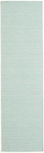 Kilim loom - Mint Green carpet CVD8752