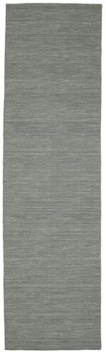 Kilim loom - Dark Grey carpet CVD9128