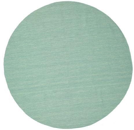 Kilim loom - Mint Green rug CVD8697
