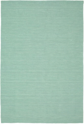 Covor Chilim loom - Mint Verde CVD8676