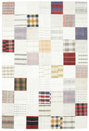 Kilim Patchwork carpet XCGU135