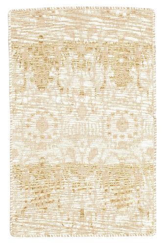 Tapis Cordelia - Beige / Blanc CVD10897