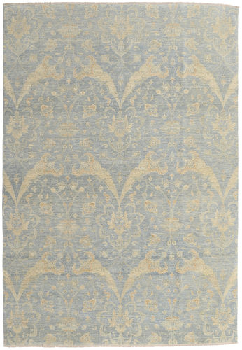 Ziegler Mahli Wool / silk carpet MXA17