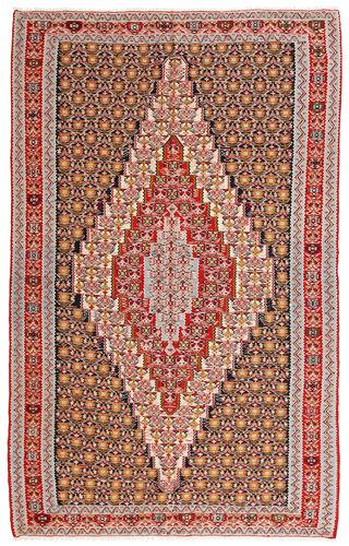 Kilim Senneh carpet XVB57