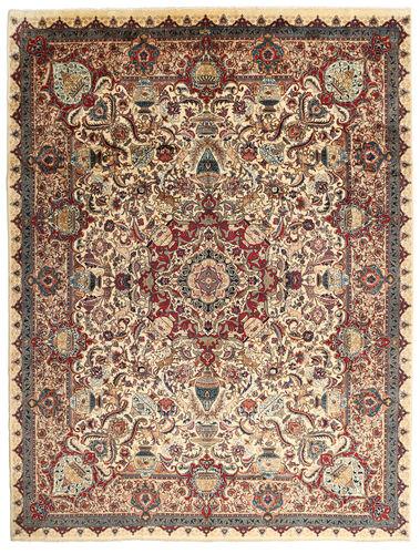 カシュマール 絨毯 AZXA406