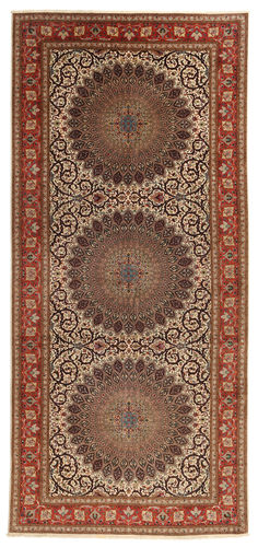 Tabriz 60 Raj silk warp carpet TTB42