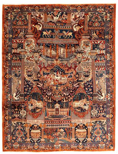 Kashmar figurativ Teppich AZXA409