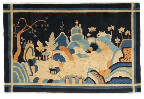 China antiquefinish carpet DFA549