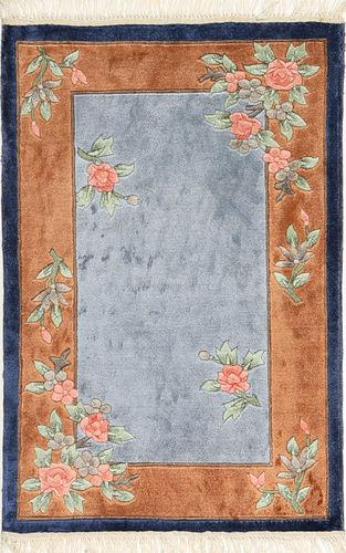 China silk 120 Line carpet DFA1386