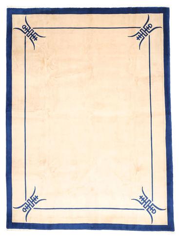 中国 アンティーク Peking 絨毯 DFA645