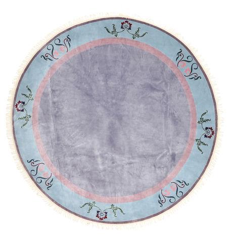 中国 シルク 120 Line 絨毯 DFA1075