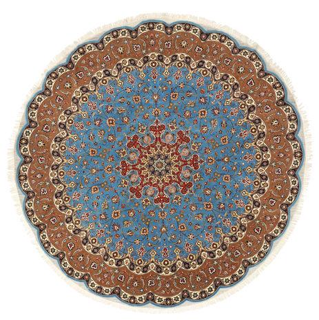 Tabriz 50 Raj silkesvarp matta ABCN268
