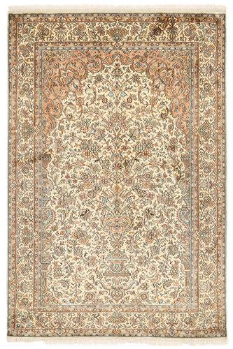 Tapis Cachemire pure soie XVZC327