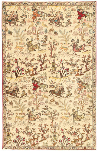 Tabriz Patina pictorial carpet XVZE1244