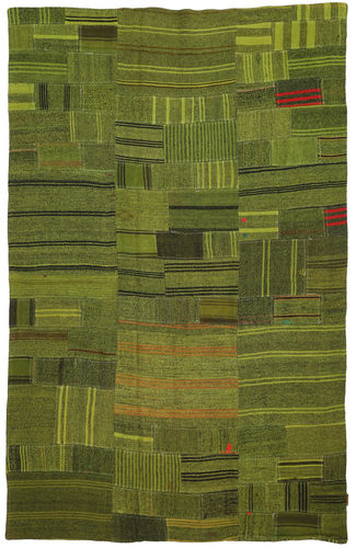 Kilim Patchwork carpet XCGZB8