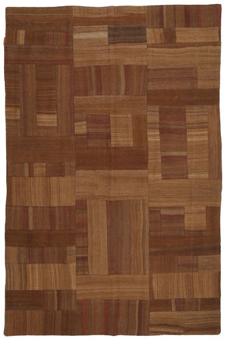 Kilim Patchwork carpet XCGZB4