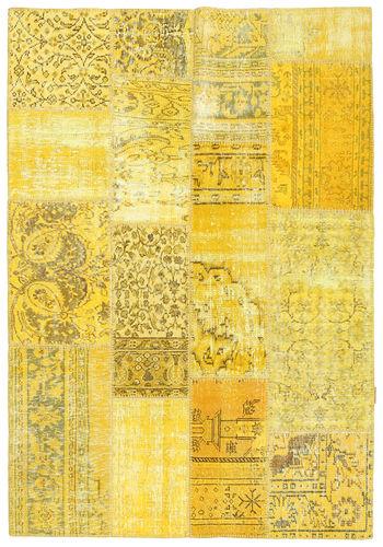 Patchwork Teppich BHKZI864