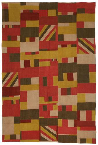 Kilim Patchwork carpet XCGZB163