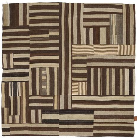 kelim patchwork 192x192 carpetvista. Black Bedroom Furniture Sets. Home Design Ideas