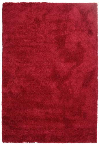 Shaggy Sadeh - Rot Teppich CVD13337
