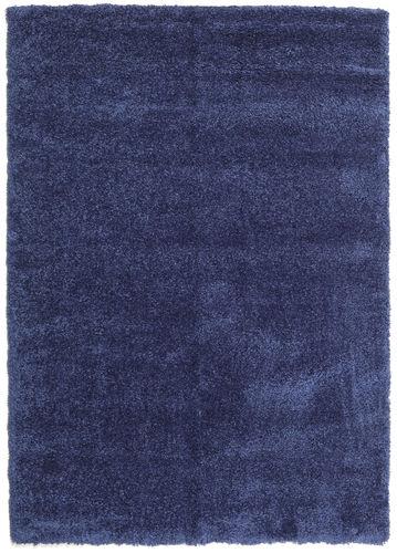 Shaggy Sadeh - Blau Teppich CVD13483