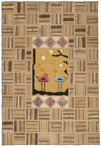 Kelim Patchwork tapijt XVZQ24