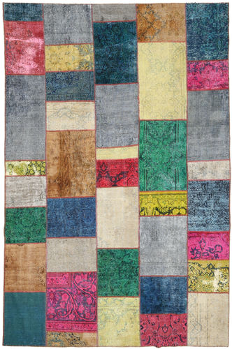 Patchwork carpet XVZR1447