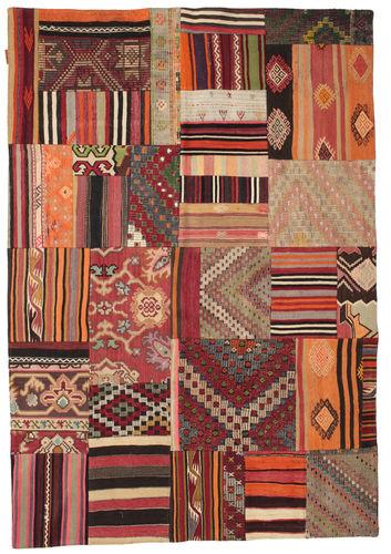 Kelim Patchwork tapijt XCGZF1435