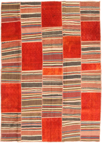 Kilim Patchwork carpet XVZZD31