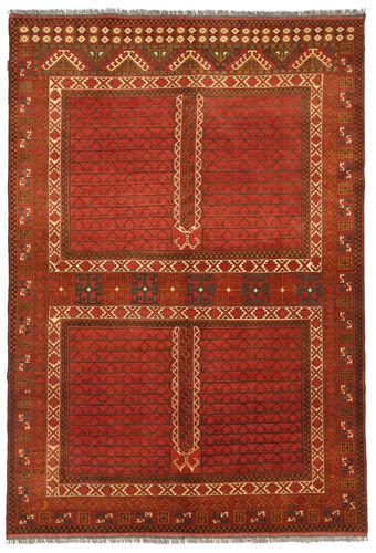 Afghan Hatchlou Teppich NAZ55