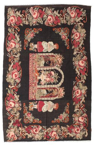 Tappeto Kilim Rose Moldavia XCGZF1251