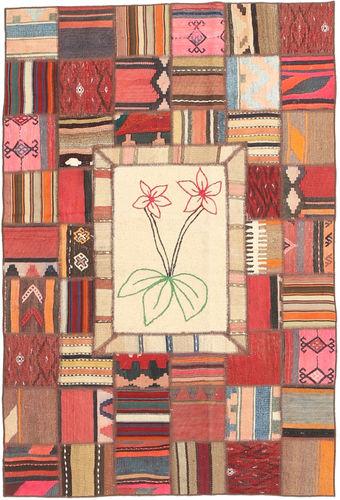 キリム パッチワーク 絨毯 XVZZM33