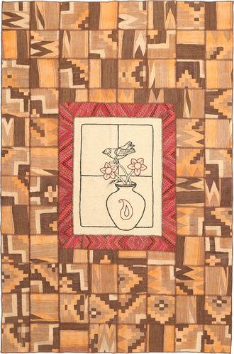Kilim Patchwork carpet XVZZM114