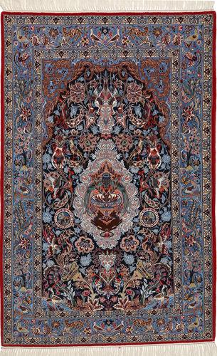 Isfahan silkesvarp matta TTF18