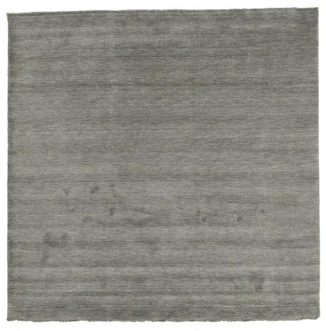 Handloom fringes - Mörkgrå matta CVD14025