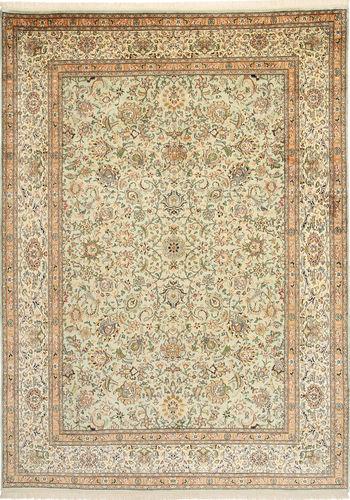 Kashmir ren silke teppe MSA49