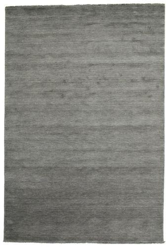 Handloom fringes - Mörkgrå matta CVD14019