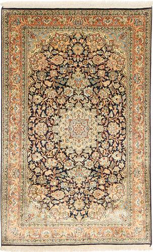 Kashmir pure silk carpet MSA323