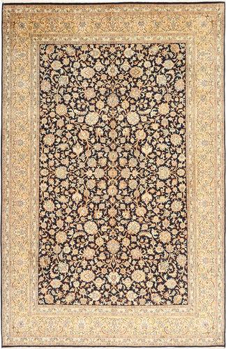 Kashmir pure silk carpet MSA65