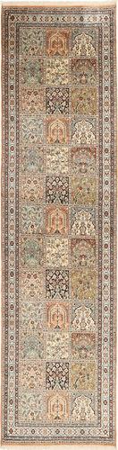Kashmir ren silke teppe MSA155