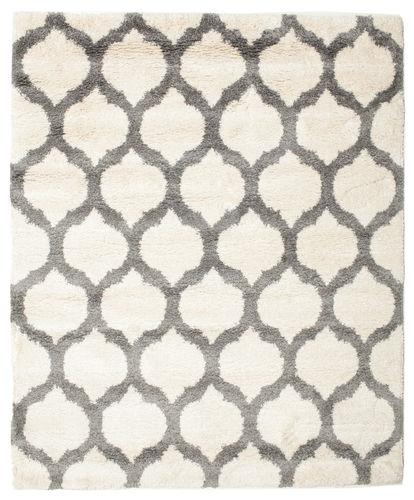 Berber Shaggy Illusia - Off White / Grey carpet CVD14721